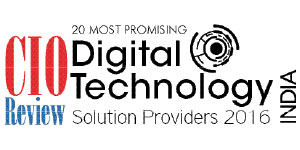 20 Most Promising Digital Technology Solution Providers - 2016